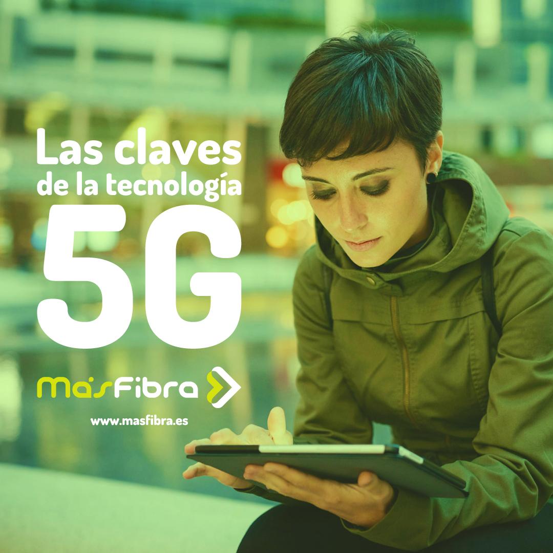 Descubre las ventajas de la tecnología 5G