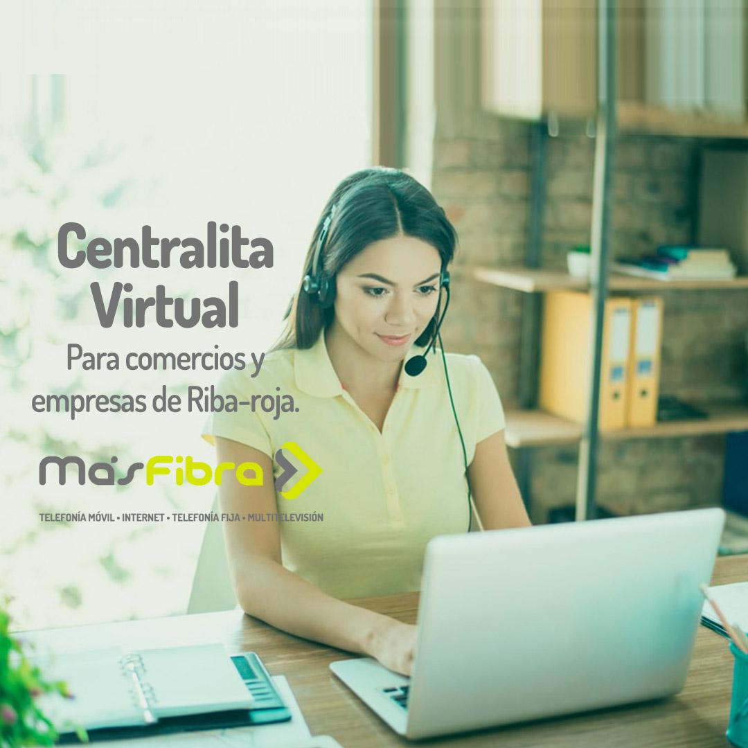 La solución avanzada para las comunicaciones de tu empresa o comercio de Riba-roja.