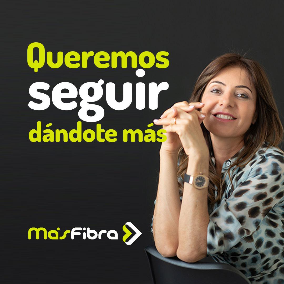 MásFibra, operadora local de telecomunicaciones, pasa a un nivel superior.